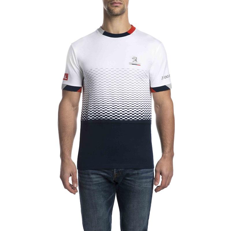T-shirt Peugeot Sport 3008 DKR Maxi