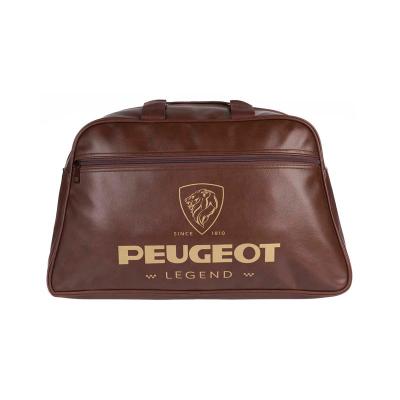 Kožená taška Peugeot LEGEND