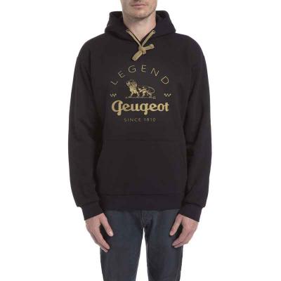 Herren Sweatshirt Peugeot LEGEND - schwarz