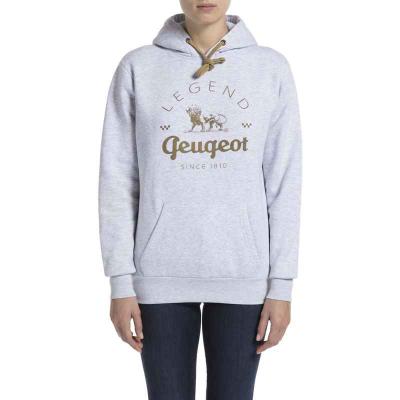 Frauen Sweatshirt Peugeot LEGEND - grau