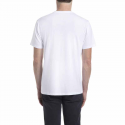 Pánské bílé tričko Peugeot LEGEND