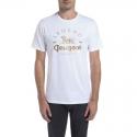 Panske biele tričko Peugeot LEGEND