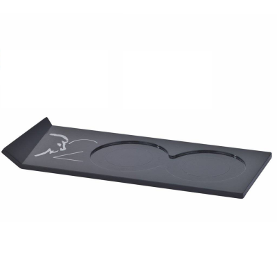 Peugeot Tablett für Mühlen - Acryl