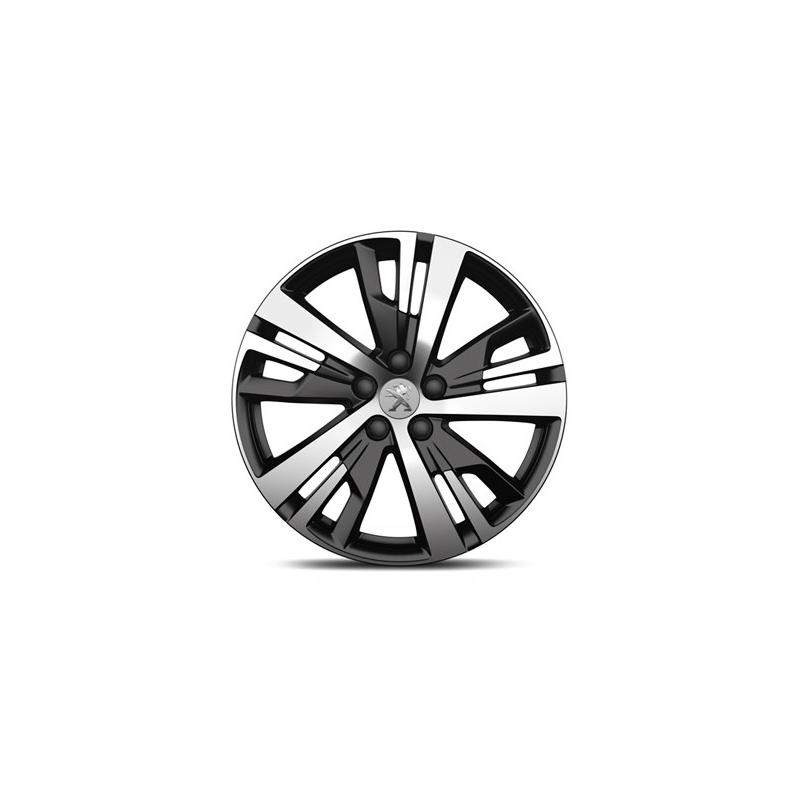 Alloy Wheel Peugeot Detroit 18 New 3008 P84 New 5008 P87 Eshop Peugeot Cz