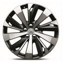 """Alu disk Peugeot NEW-YORK 19"""" - Nová 3008 (P84), Nová 5008 (P87)"""