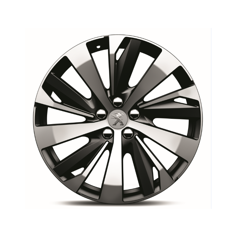 "Cerchio in lega Peugeot NEW-YORK 19"" - Nuova 3008 (P84), Nuova 5008 (P87)"