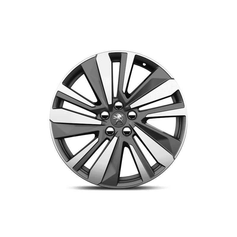 """Leichtmetallfelge Peugeot WASHINGTON 19""""- Neu 3008 (P84), Neu 5008 (P87)"""