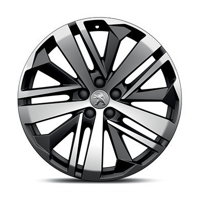"Alloy wheel Peugeot BOSTON 19"" - New 3008 (P84), New 5008 (P87)"