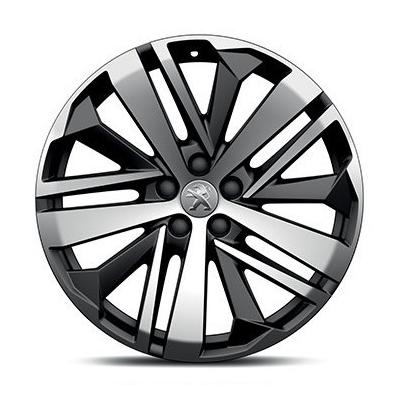 """Cerchio in lega Peugeot BOSTON 19"""" - Nuova 3008 (P84), Nuova 5008 (P87)"""