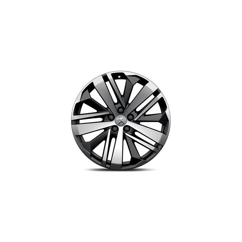 """Leichtmetallfelge Peugeot BOSTON 19""""- Neu 3008 (P84), Neu 5008 (P87)"""