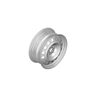 "Cerchio in acciaio 17"" Peugeot - Nuova 3008 (P84), Nuova 5008 (P87)"