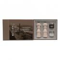 Peugeot Dárkový set mlýnků na pepř a sůl Paris U'Select, bílá lazura 18 cm