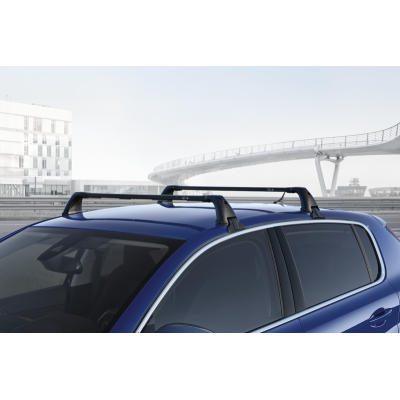 Sada 2 strešných nosičov Nový Peugeot 308 (T9)
