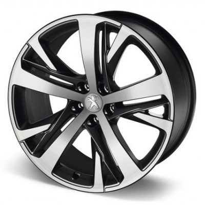 "Alloy wheel Peugeot TECHNICAL (LE MANS) 19 "" - RCZ"