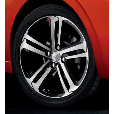 """Cerchio in lega Peugeot CAESIUM 17"""" - 208"""