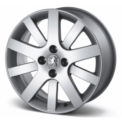 "Alloy wheel Peugeot HOCKENHEIM 17"" - 207"