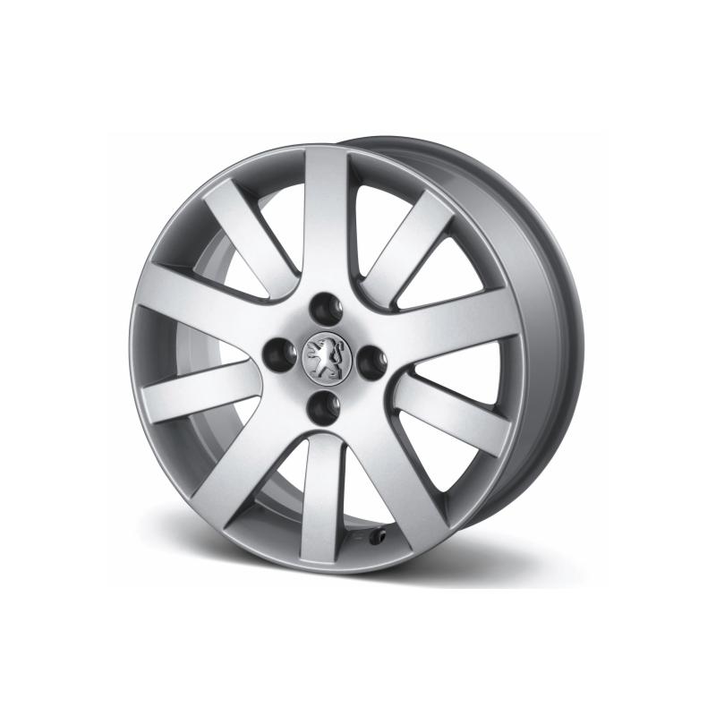 """Cerchio in lega Peugeot HOCKENHEIM 17"""" - 207"""