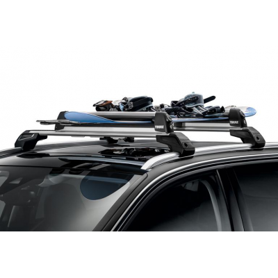 Ski-carrier on roof bars 6 sets of skis - Thule