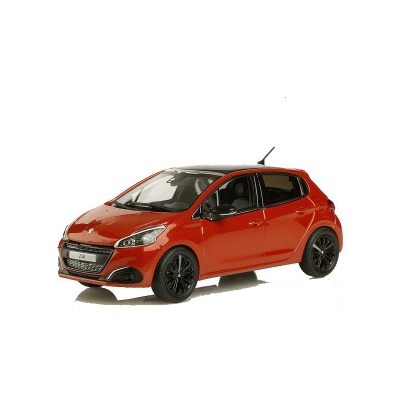 Modelo Peugeot Nová 208 1:43