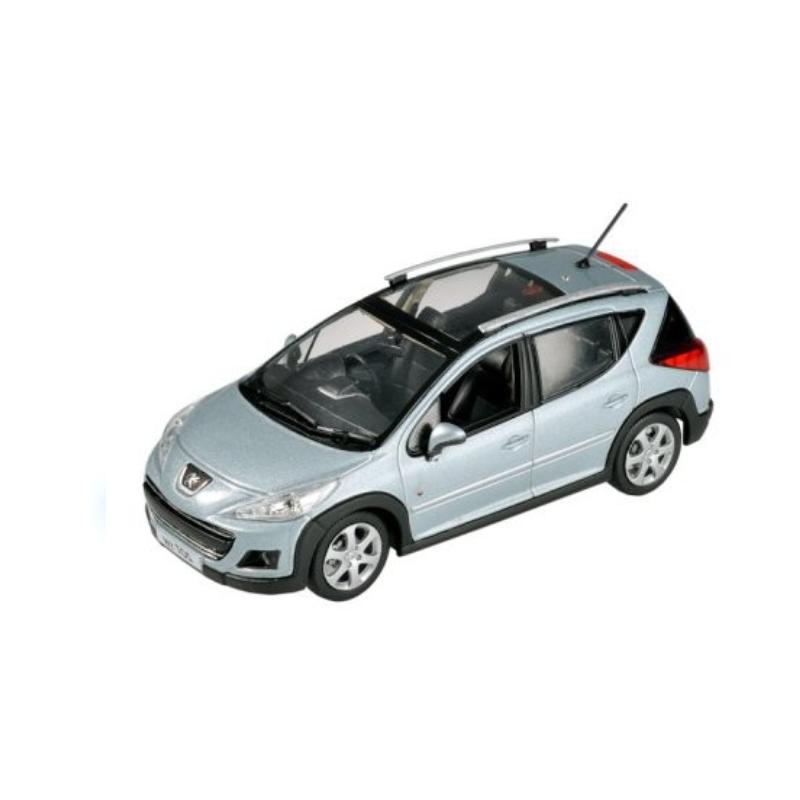 Model Peugeot 207 SW OUTDOOR 1:43