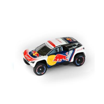 Modelo Peugeot 3008 DKR 2017