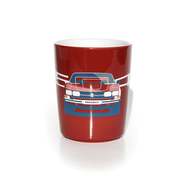 Porcelánový hrnek Peugeot 504