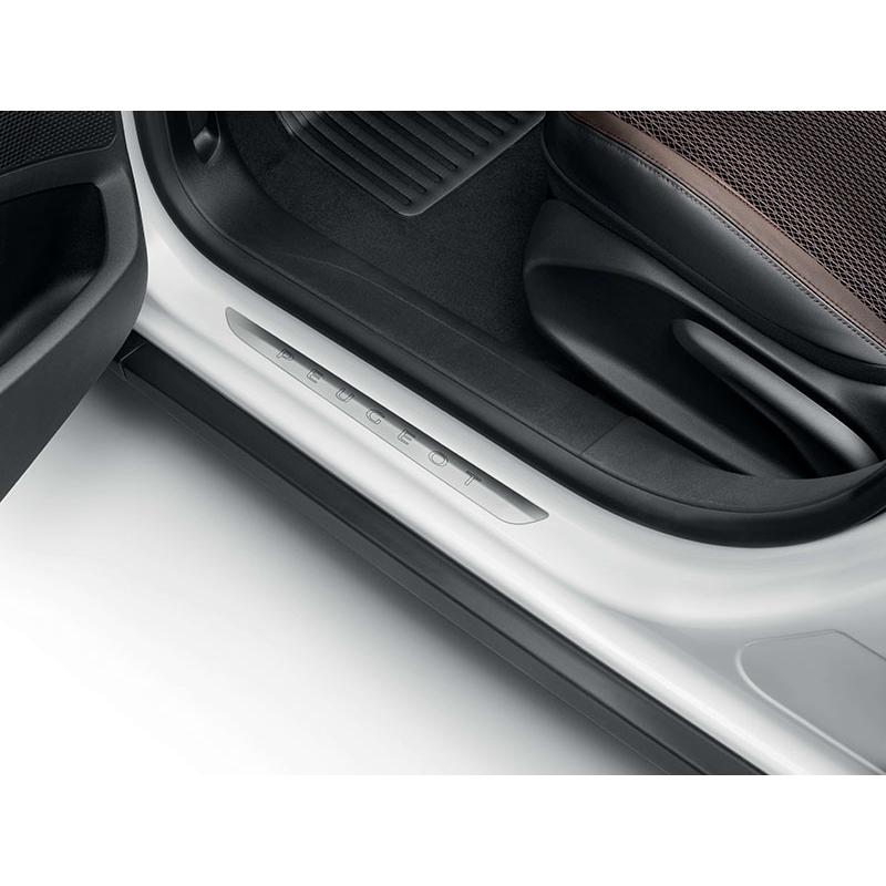 Satz mit Türschwellerschutzleisten Peugeot - 208, 2008, Neu 308 (T9)