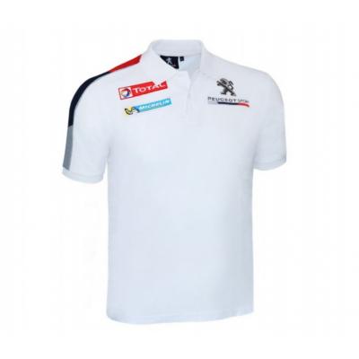 Tričko polo replika Peugeot Sport