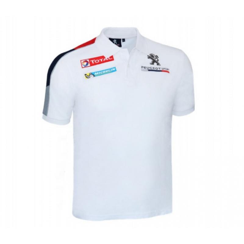 Pánské polo replika Peugeot Sport