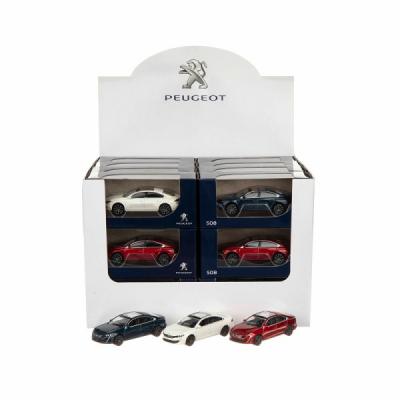 Miniatura Peugeot 508 (R8)