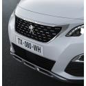 Okrasná lišta predného nárazníka CHROM Peugeot - Nová 3008 (P84)