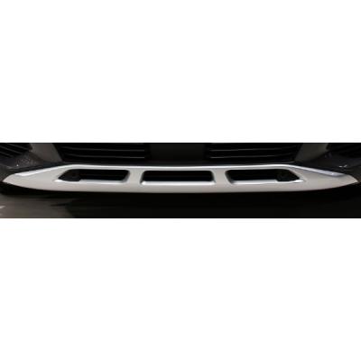 Front bumper moulding LION GREY Peugeot - New 3008 (P84)