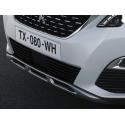 Okrasná lišta předního nárazníku LION GREY Peugeot - 3008 (P84), 5008 (P87)