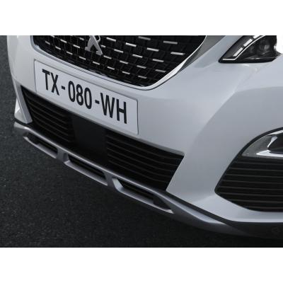 Profilo del paraurti anteriore LION GREY Peugeot - 3008 (P84), 5008 (P87)