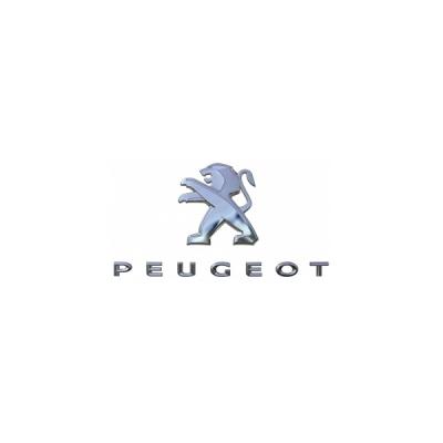 """Štítek """"LEV + PEUGEOT"""" zadní část vozu Peugeot - Nová 5008 (P87)"""