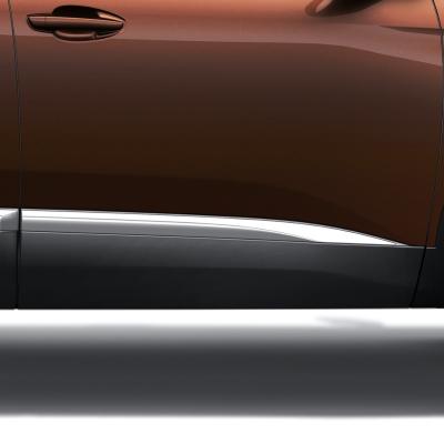Protezione laterale cromata porta anteriore destra Peugeot - 3008 (P84), Nuova 5008 (P87)