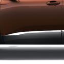Bočné chránič predných dverí ľavý CHROM Peugeot - 3008 (P84), Nová 5008 (P87)