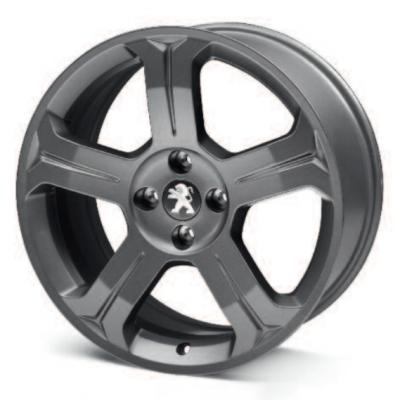 "Alu disk Peugeot LINCANCABUR DARK 18"" - 308"