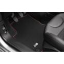 "Velurové koberce ""LIGNE S"" Peugeot 208"