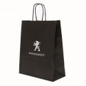 Papírová taška Peugeot - malá