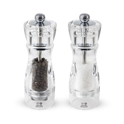 Peugeot Dárkový Set mlýnků na pepř a sůl VITTEL, 16 cm