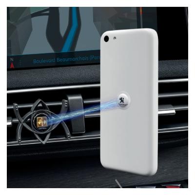 Molletta supporto con logo Peugeot