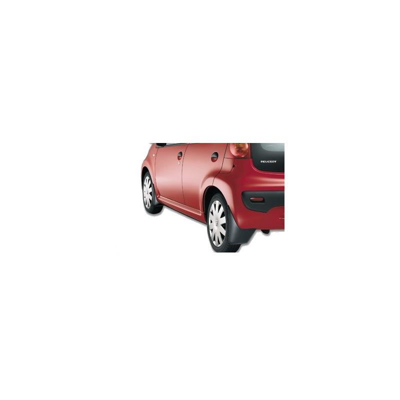 Juego de faldillas delanteras Peugeot 107