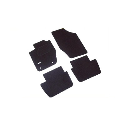 Set of needle-pile floor mats Peugeot - 307, 307 SW