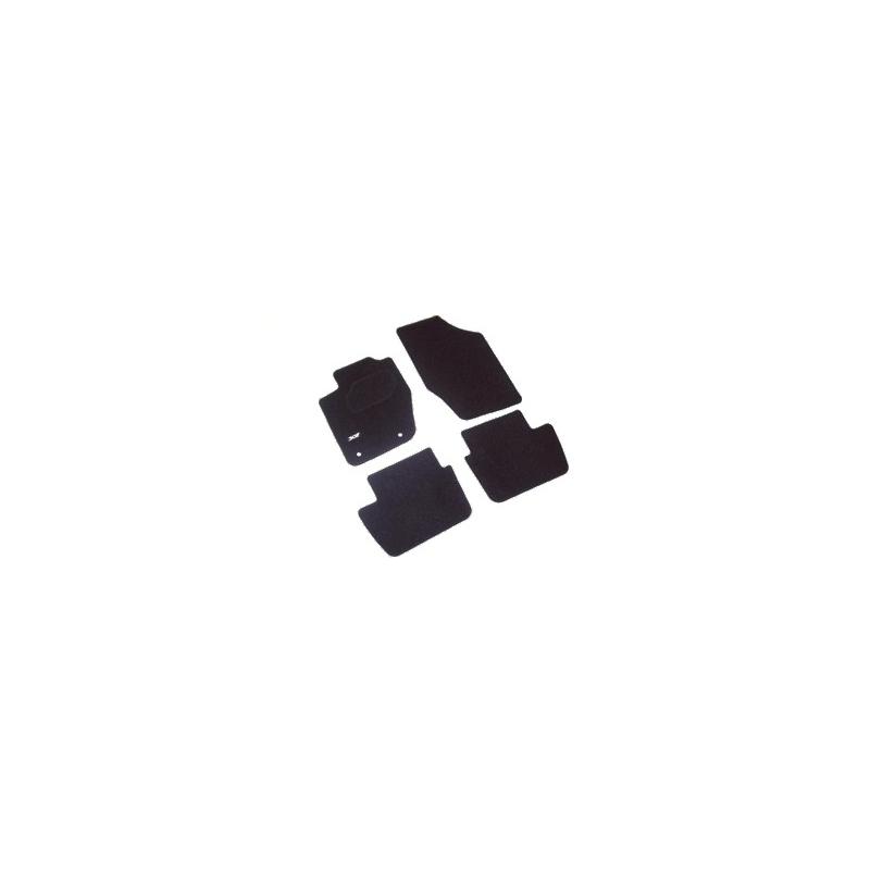 Satz bodenmatten aus nadelflies-qualität Peugeot 307, 307 SW