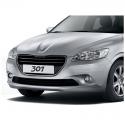 Ochranné pásky Peugeot pro přední a zadní nárazník 301