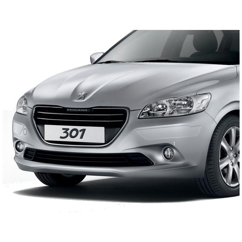 Satz schutzleisten für stoßfänger vorne und hinten Peugeot 301