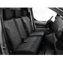 Poťahy sedadiel TISSU ALIX - Peugeot Traveller, Citroën Spacetourer