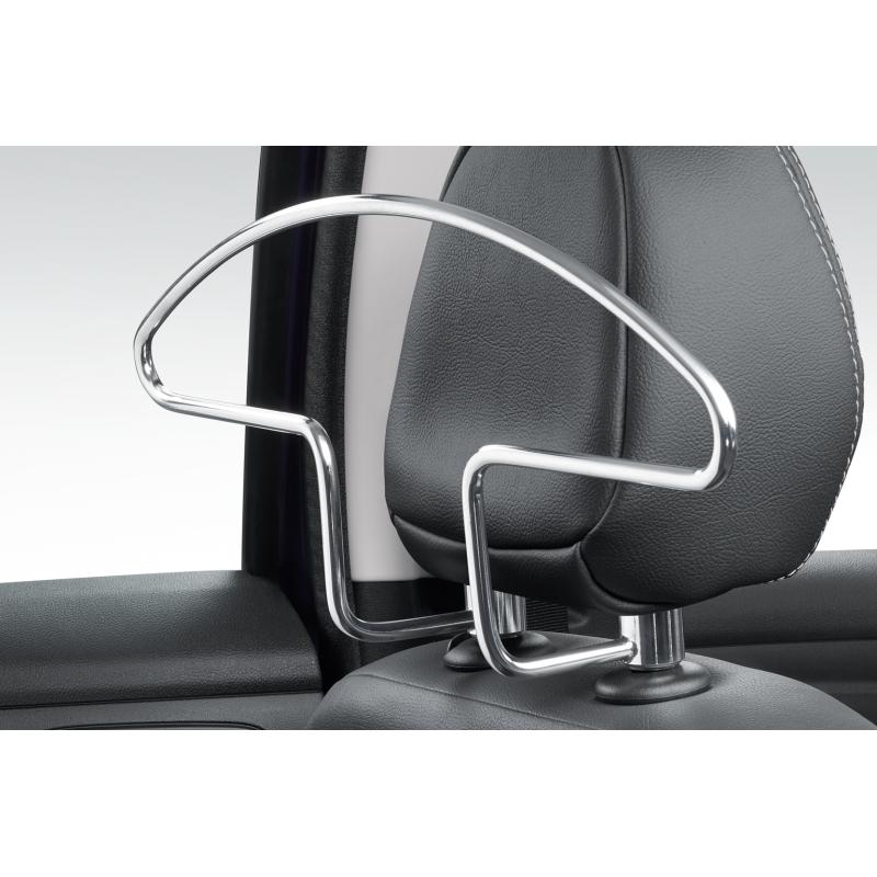 Appendiabiti fissato sull'appoggiatesta Peugeot, Citroën