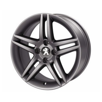 "Alloy wheel Peugeot DARK STROMBOLI 17"" - 308"